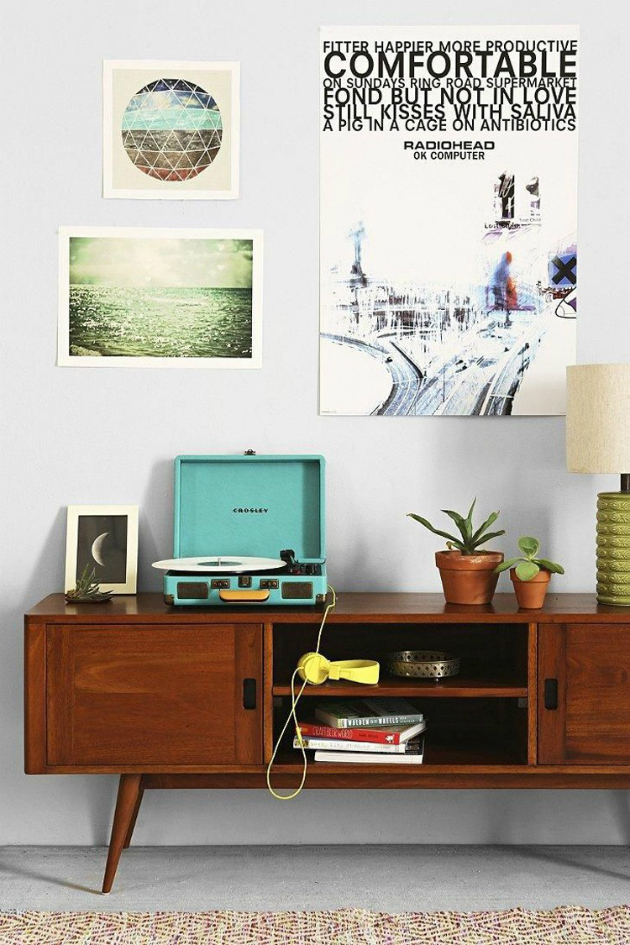 Get Inspired by These Mid Century Modern Buffets and Cabinets6