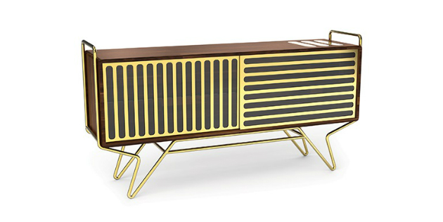 Get Inspired by These Mid Century Modern Buffets and Cabinets8