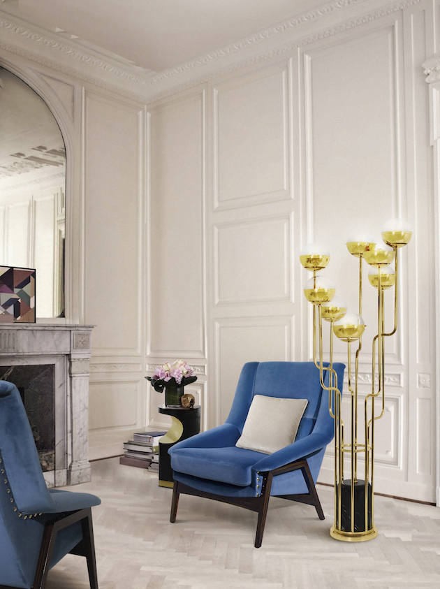 TOP 15 Floor Lamps for Los Angeles Homes11