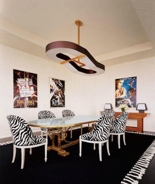 Top interior designer alberto pinto los angeles homes for Top los angeles interior designers