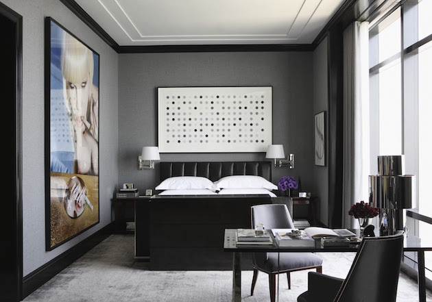 Top interior designers christian liaigre los angeles homes for How to be an interior designer