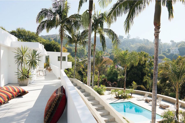 Adam Levine's Home hollywood hills home Adam Levine's Hollywood Hills Home Adam Levines Hollywood Hills Home4