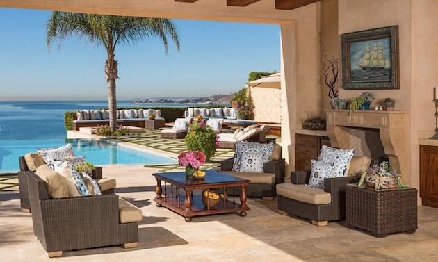 Gigi Hadid Gigi Hadid's Parents Selling Malibu Mansion Gigi Hadids Parents Selling Malibu Mansion8