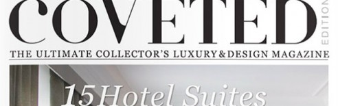 Covet Edition Magazine at Maison et Objet Americas