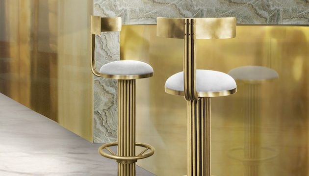 Get to know the modern bar stools collection by Essential Home