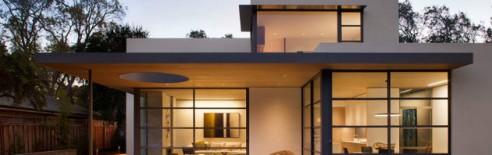 House design lights up California