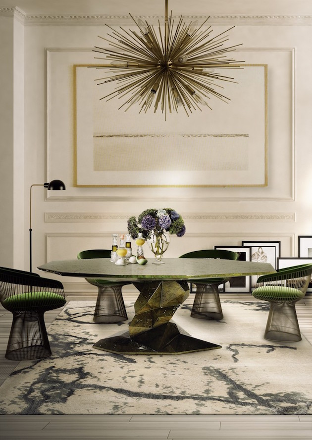 dining dining table The Most Magnificent Dining Table Designs Ever dining table1