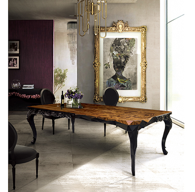 dining table dining table The Most Magnificent Dining Table Designs Ever dining table10 1