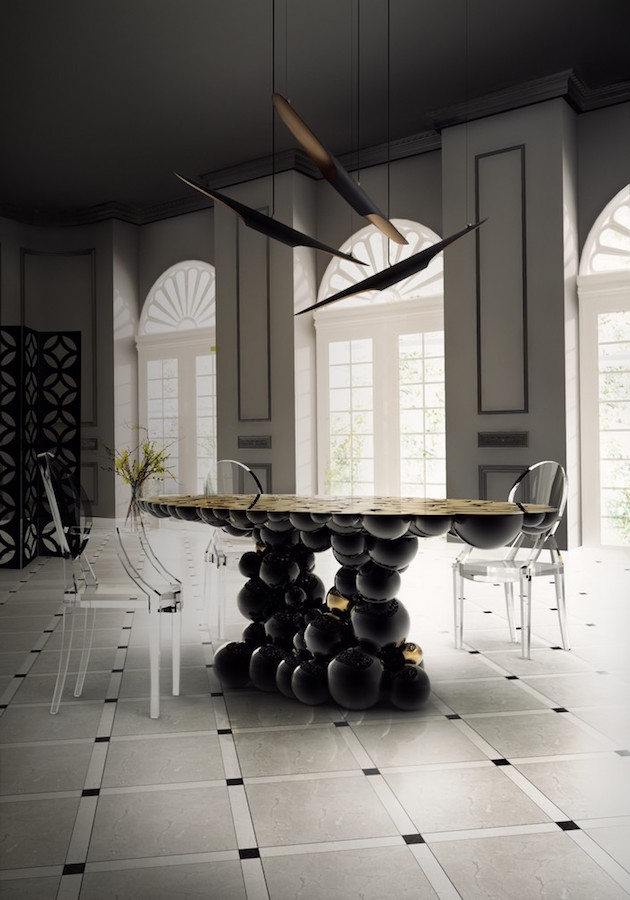 dining dining table The Most Magnificent Dining Table Designs Ever dining table2