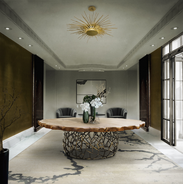 dining dining table The Most Magnificent Dining Table Designs Ever dining table6