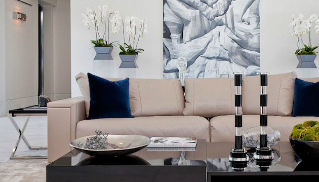 The most elegant decorating ideas by elysienne los for Interior design agency los angeles