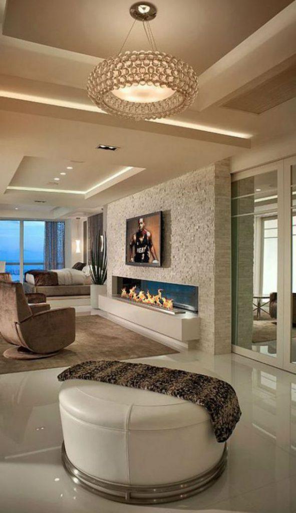 6 Luxury Bedrooms With Modern Bedroom Chairs Trending Next Season Los Angeles Homes