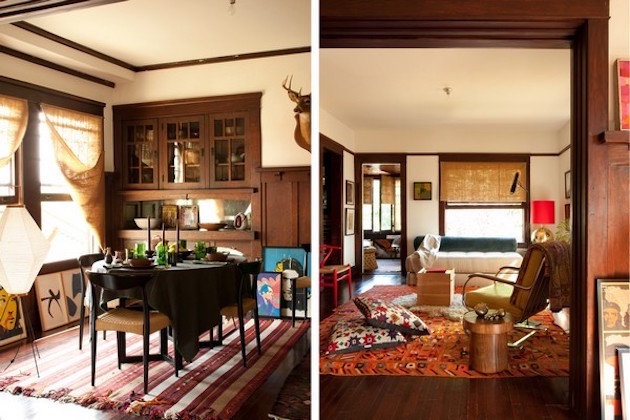 dining 4 dining room Design Inspirations for a luxury dining room by Commune Design dining room 4
