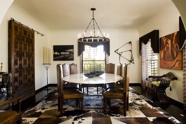 room 7 dining room Design Inspirations for a luxury dining room by Commune Design dining room 7