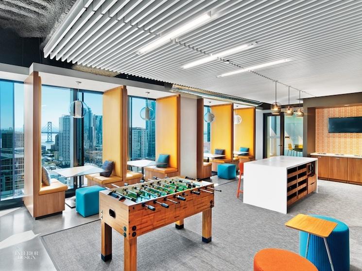 linkedin interior architects LinkedIn San Francisco Office by Interior Architects interior architects1