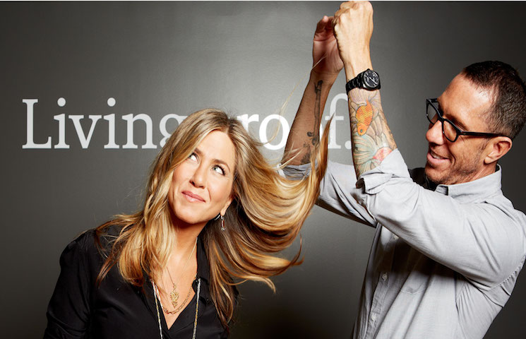 Inside the Home of Jennifer Aniston's Hair Stylist, Chris McMillan