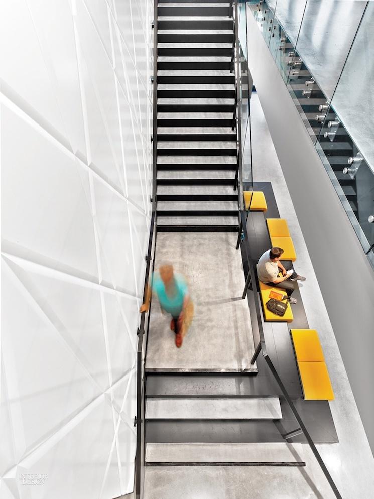linkedin interior architects LinkedIn San Francisco Office by Interior Architects thumbs 14 interiorarchitects linkedin staircase 1200