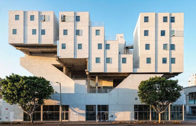 michael maltzan architecture 2017 AD100: Michael Maltzan Architecture Michael Maltzan Architecture