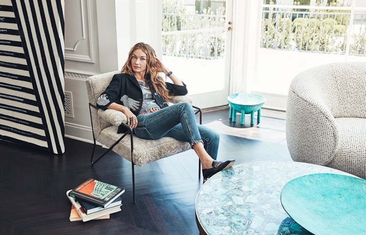Kelly Wearstler 2017 AD100: Interior Design tips by Kelly Wearstler kelly wearstler capa