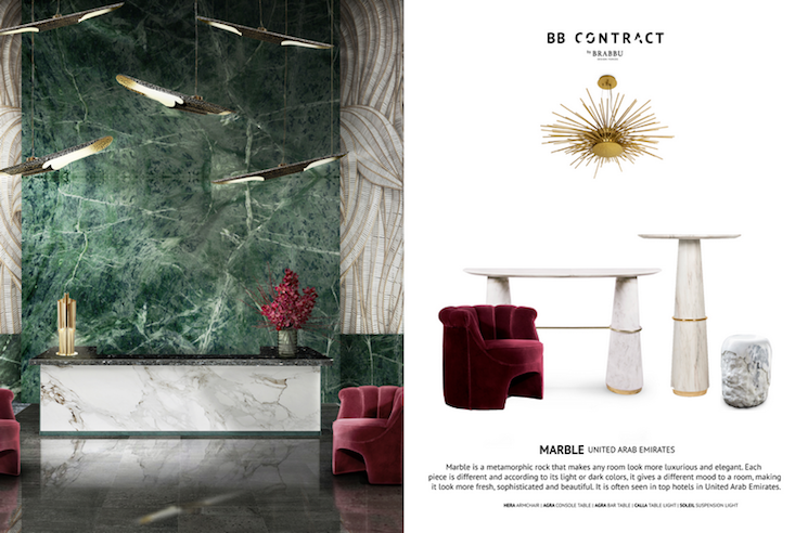 BRABBU Contract BRABBU Contract's Special Guide for Hospitality Projects Marble