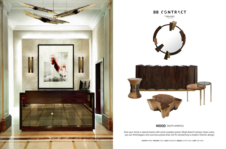 BRABBU Contract BRABBU Contract's Special Guide for Hospitality Projects WOOD