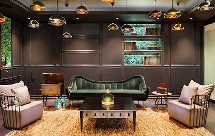 icff ICFF – NY Designs spots to boost your inspirations spotify ny office by tpg architecture 1 1