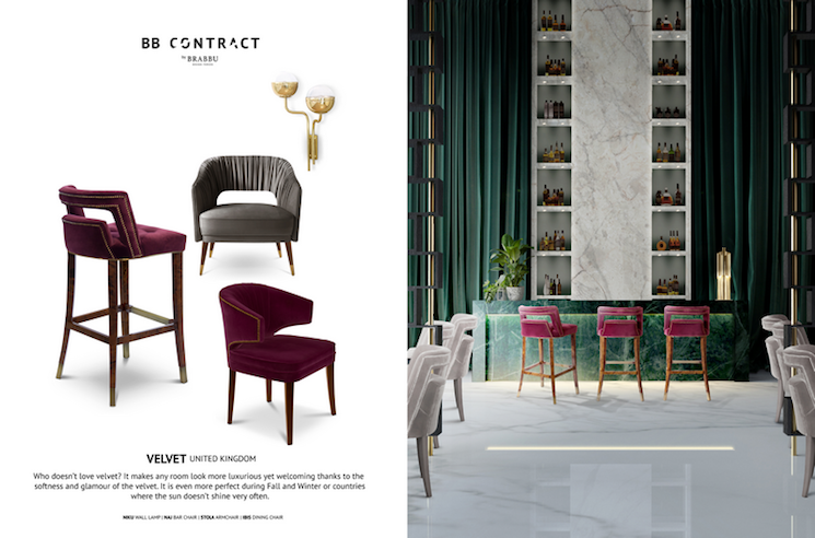 BRABBU Contract BRABBU Contract's Special Guide for Hospitality Projects velvet