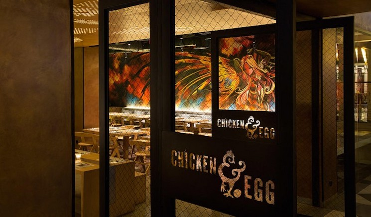 5 Stunning Hospitality Projects by EDG Design Hospitality Projects 5 Stunning Hospitality Projects by EDG Design 2 EGD chicken and Egg