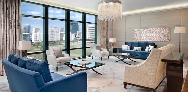 HOK Exceptional Guest Experiences: Hotel design by HOK 1 St Regis Hotel Bangkok