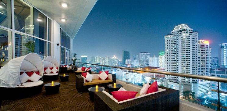 HOK HOK Exceptional Guest Experiences: Hotel design by HOK 10 centara hotel