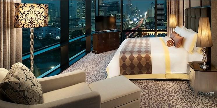 HOK Exceptional Guest Experiences: Hotel design by HOK 2 St Regis Hotel Bangkok