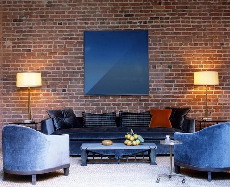 steven volpe Top Interior Designers: City Loft project by Steven Volpe 3 Steven Volpe SF loft 2