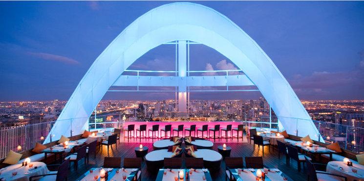 HOK HOK Exceptional Guest Experiences: Hotel design by HOK 9 HOK Centara Grand Hotel