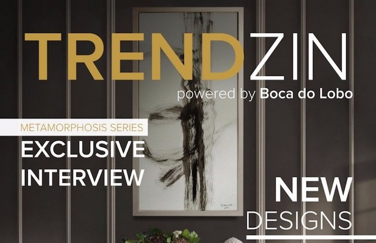 Discover 2017 Design Trends in a trendzine powered by Boca do Lobo