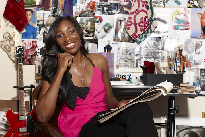 Must-see Interior Design Projects by Venus Williams