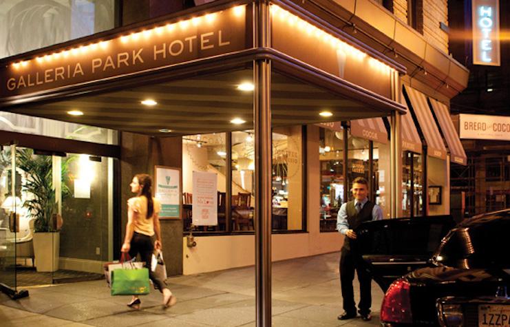 Hotel Design: BAMO Helms Historic Galleria Park Hotel Makeover