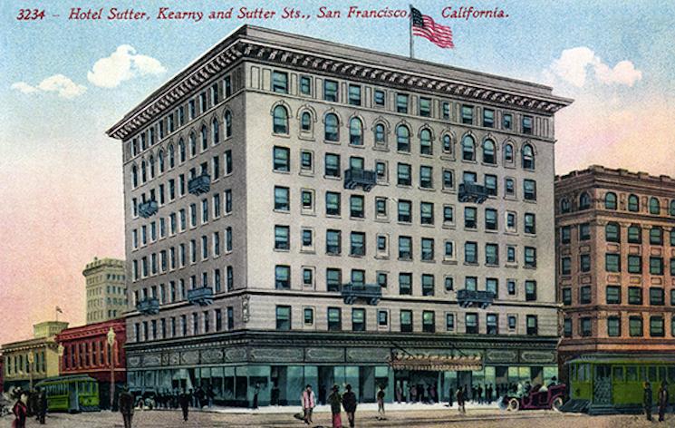Hotel Design: BAMO Helms Historic Galleria Park Hotel Makeover makeover Hotel Design: BAMO Helms Historic Galleria Park Hotel Makeover ca san francisco hotel sutter 2 c1920