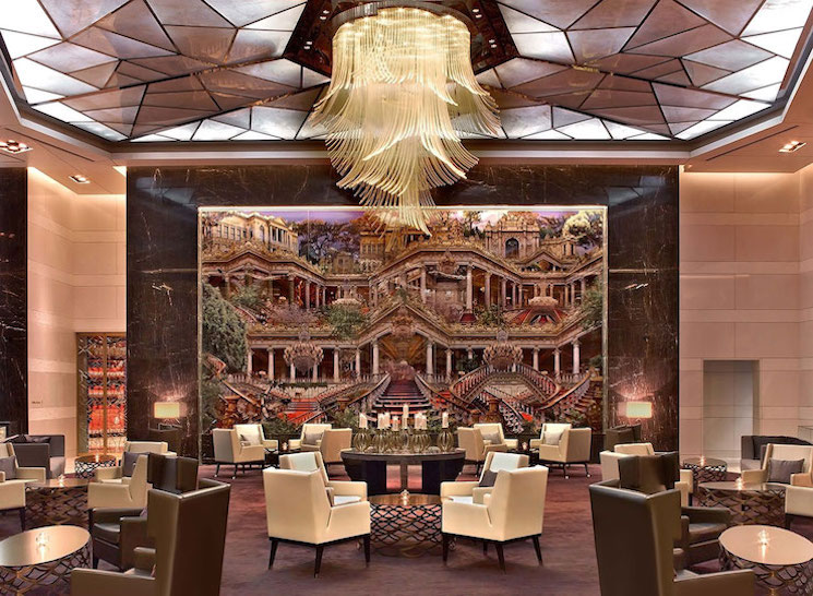 hirsch bedner associates hirsch bedner associates Top Interior Designers | Hirsch Bedner Associates 2480 Raffles Istanbul Lounge 2014 2