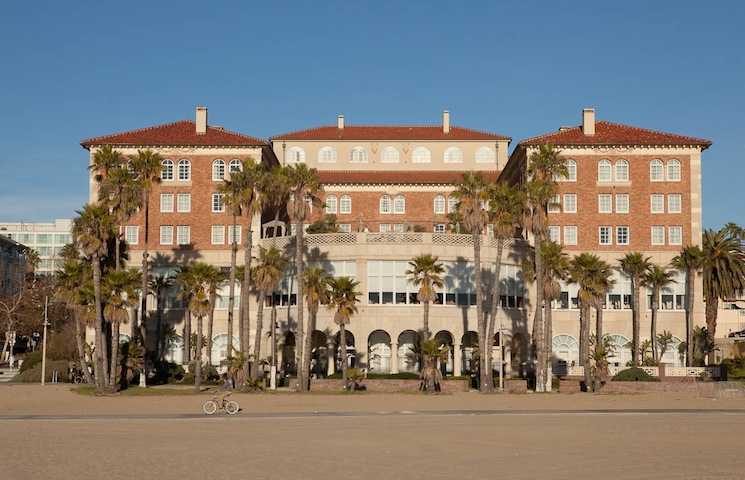 CASA DEL MAR GETS THE MICHAEL S. SMITH TOUCH