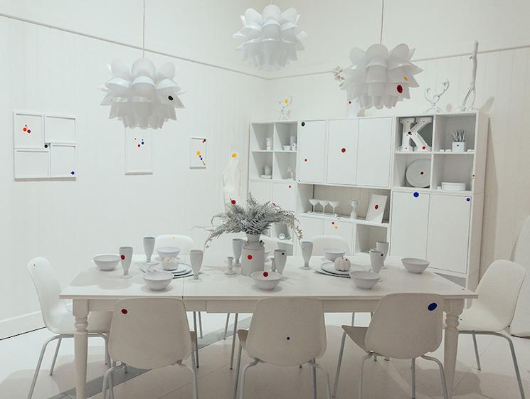 yayoi kusama First Look from the Yayoi Kusama Exhibition: Infinity Mirrors Kusama16