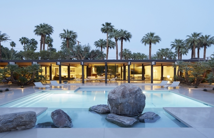 A Closer Look at Marmol Radziner's Palm Springs Restoration