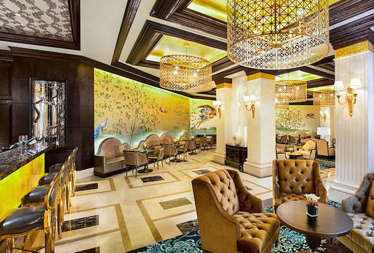 hirsch bedner associates Top Interior Designers | Hirsch Bedner Associates lux3557lo