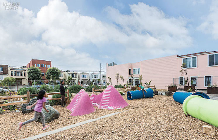 Perkins + Will Designs Playland in San Francisco