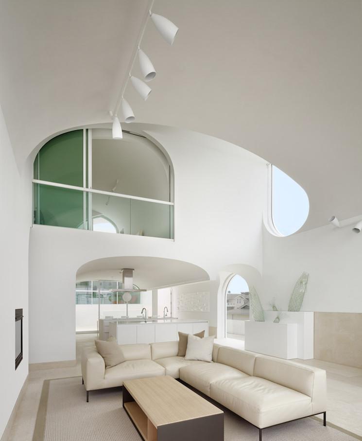 Vault House Vault House by Johnston Marklee Staud 130703 0231