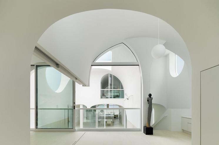 Vault House Vault House by Johnston Marklee Staud 130711 0299