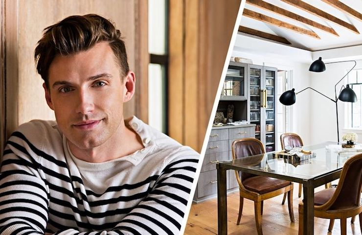 Jeremiah Brent and his California Coolest Home Workspace