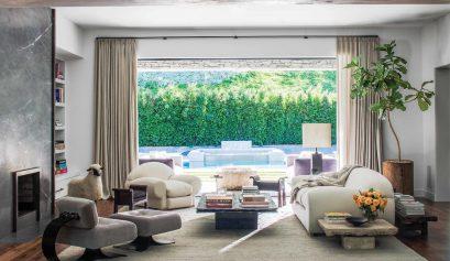 Kris Jenner Kris Jenner's Hidden Hills Home – A Dreaming Place to Live AD030119 KRIS JENNER 05 409x237