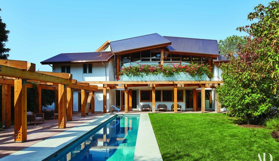 dream home Inside Frank Gehry's Santa Monica Dream Home AD040119 GEHRY 15 1140x660