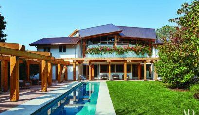 dream home Inside Frank Gehry's Santa Monica Dream Home AD040119 GEHRY 15 409x237