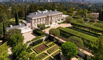Gaze at Chartwell Estate, The Mesmerizing Mansion in L.A. chartwell estate Gaze at Chartwell Estate, The Mesmerizing Mansion in L.A. Observe the Marvelous Landscape Design of a 245M Los Angeles Mansion 6 409x237